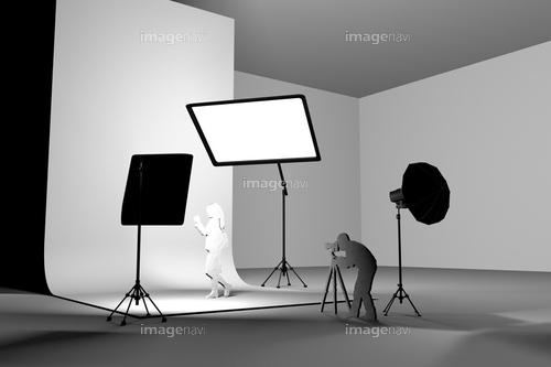 【作品募集】撮影スタジオイメージ募集