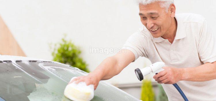 【作品募集】洗車中&洗車後の車のイメージ募集