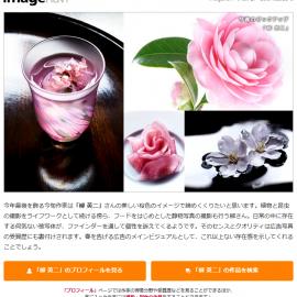 クリエイター紹介メルマガ「imagenavi 今旬作家」第五十弾配信